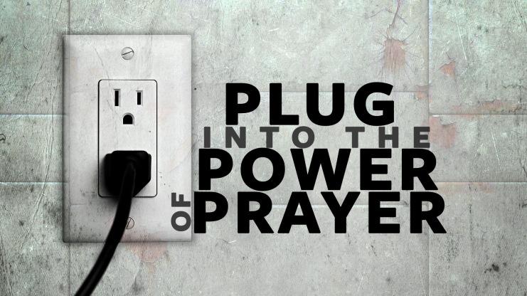 Plug Into The Power Source