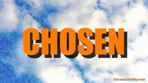 8- chosen