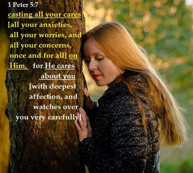 He cares for U