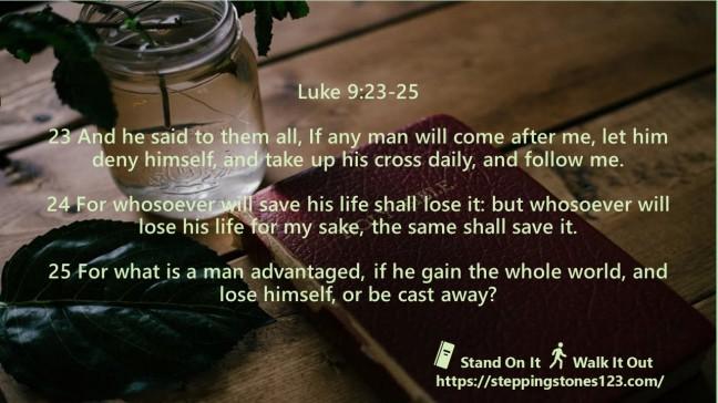 Verse Of The Day Wide Luke 9